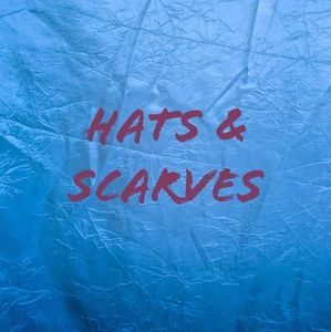Accessories - HATS & SCARVES